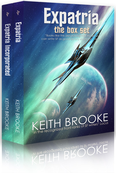 Expatria: the box set