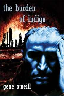 cover of the paperback of The Burden Of Indigo