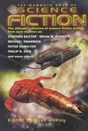 The Mammoth Book of SF cover