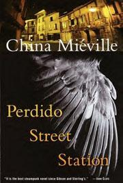 cover scan: perdido street station